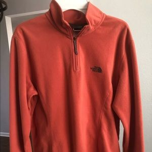 The North Face 1/4 Zip Fleece TKS 100